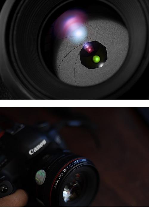 Tipos de óptica - Lentes Canon