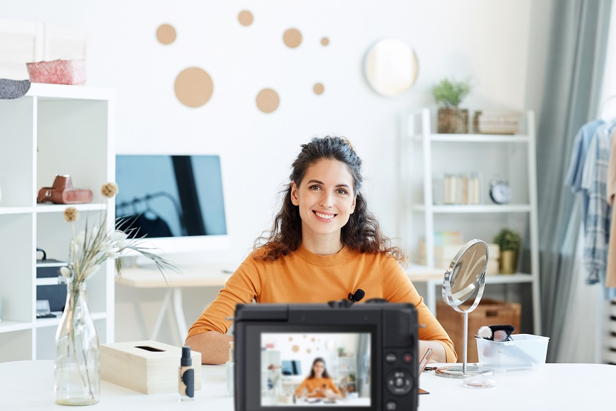 Iniciar un videoblog