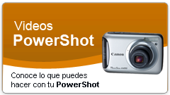 Videos PowerShot