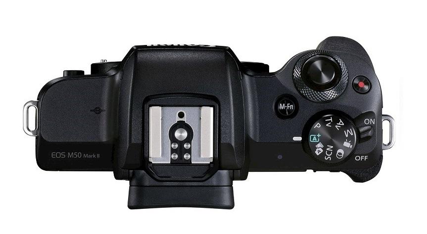 Crea contenido de calidad - EOS M50 Mark II
