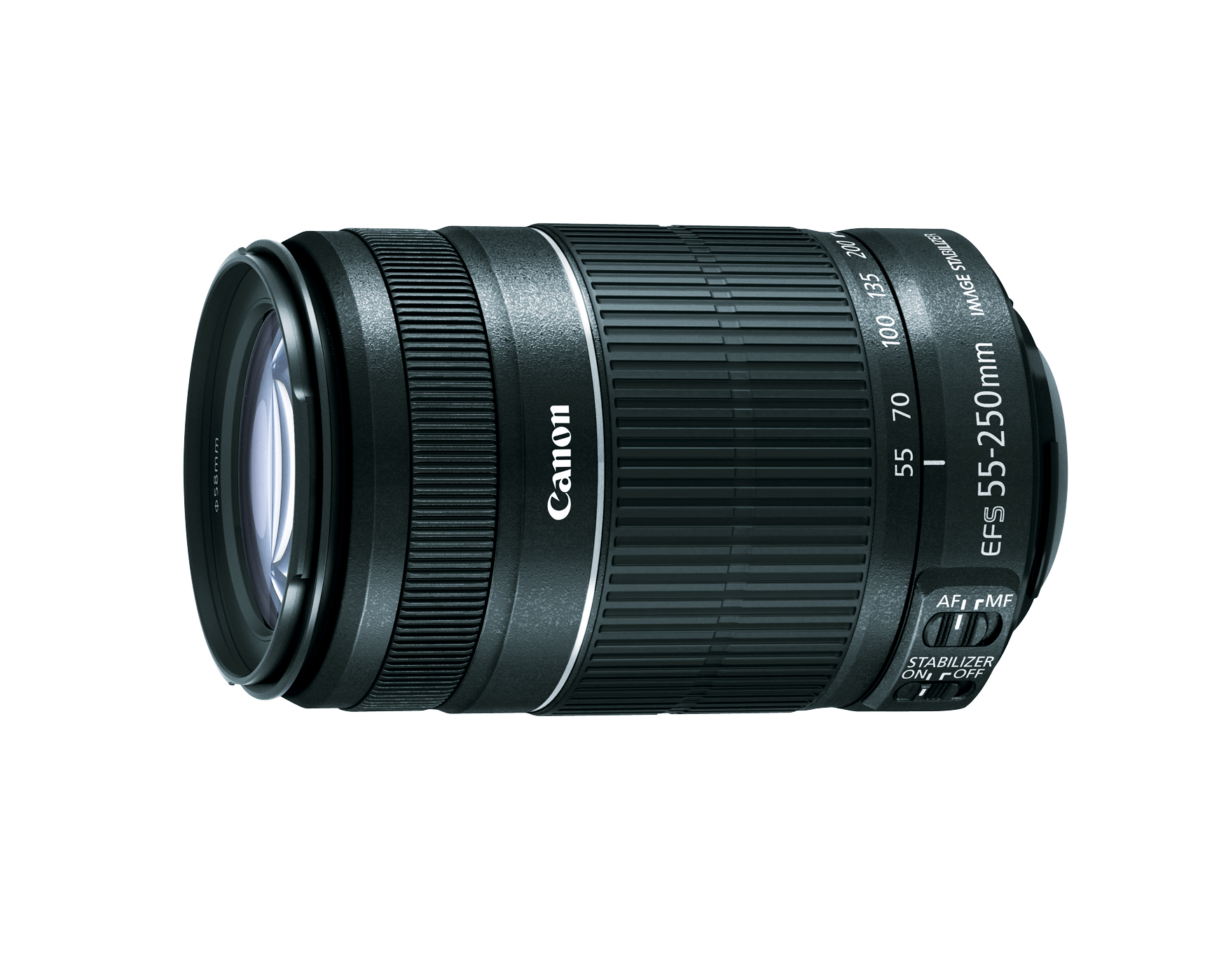 EF-S 55-250mm F/4-5.6 IS II