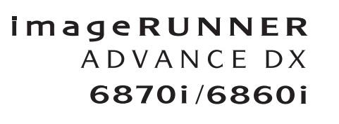 Serie imageRUNNER ADVANCE DX 6800